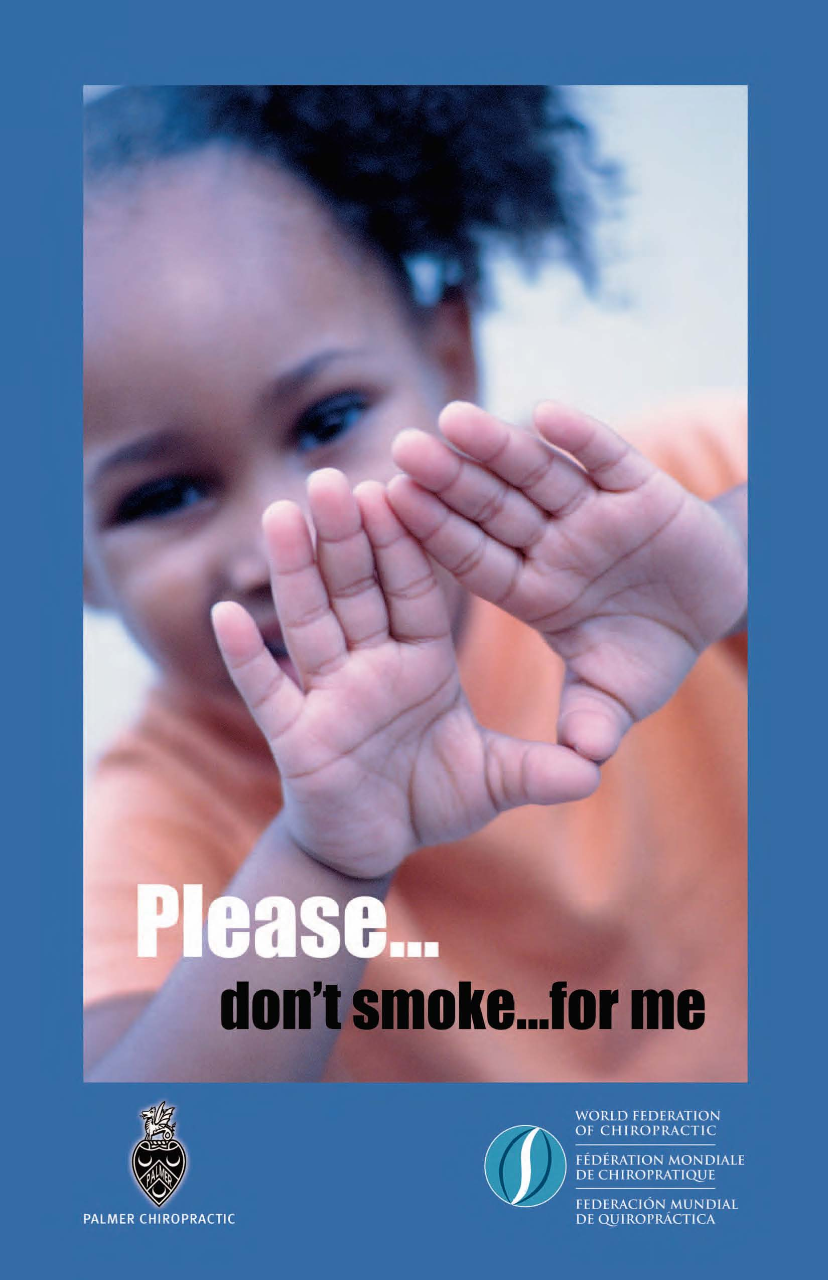 Secondhand Smoke Might Triple Childs >> Chiropractors Against Tobacco