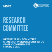 NEWS TILES Research Committee 2021