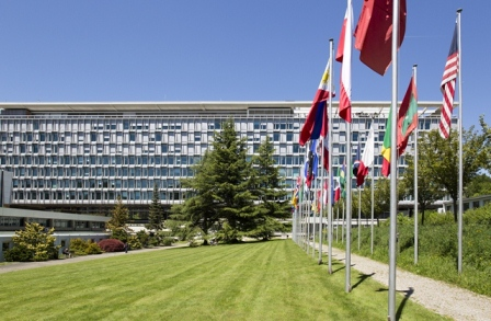 WHO Headquarters Geneva web