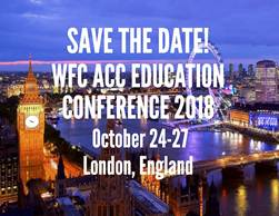 Education Conference 2018 Save the Date web