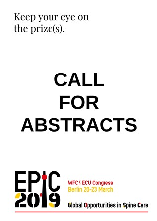 Call for Abstracts web