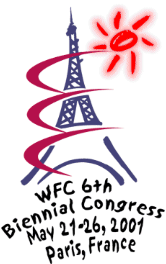 ParisCongress 2001 logo