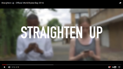 official wsd straightenup video image